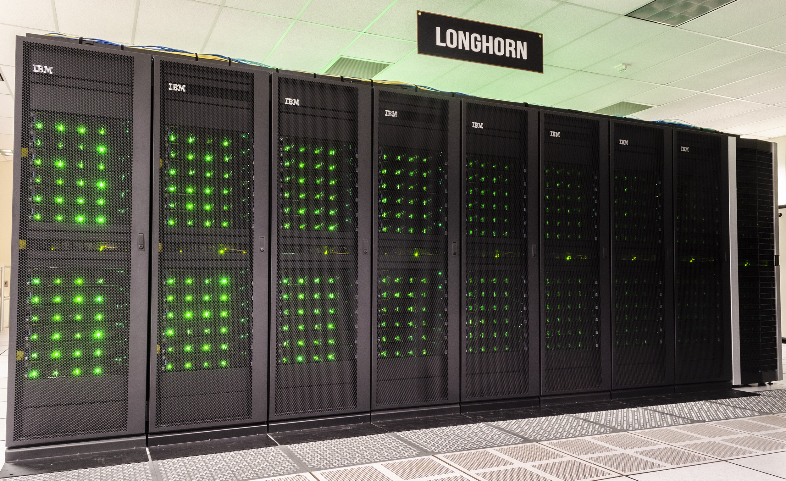 TACC's Longhorn Cluster